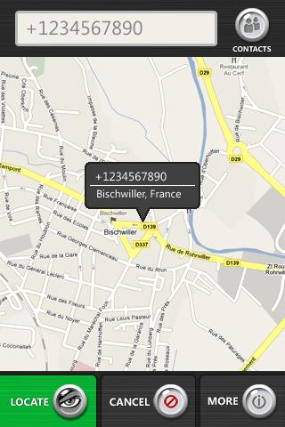 Cell Phone Tracker screenshot 2