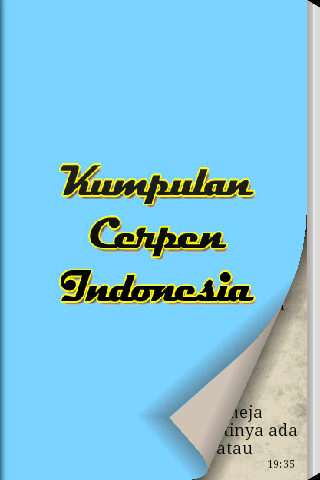 Download free Cerpen Indonesia apps for Android phone