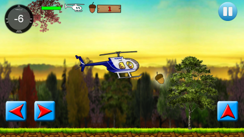 Chappy, the pilot squirrel screenshot 1