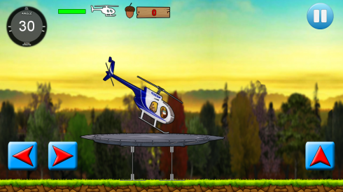 Chappy, the pilot squirrel screenshot 2