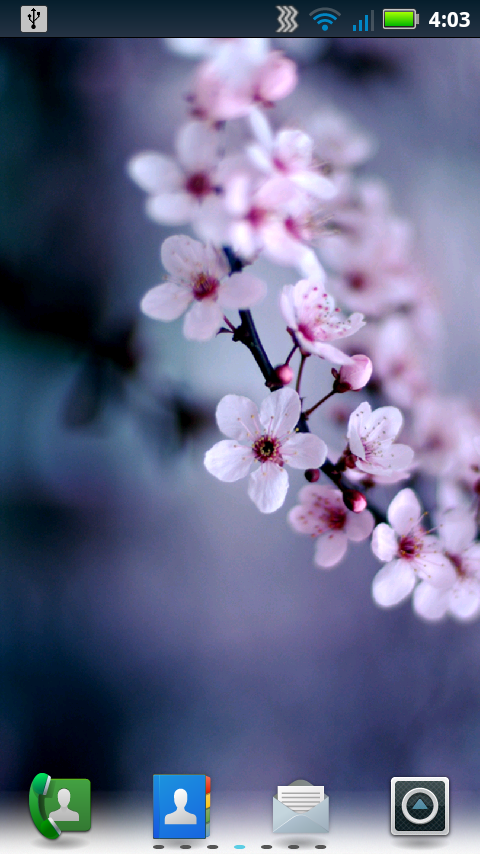 Cherry Blossoms Live Wallpaper Android App - Free APK by ...