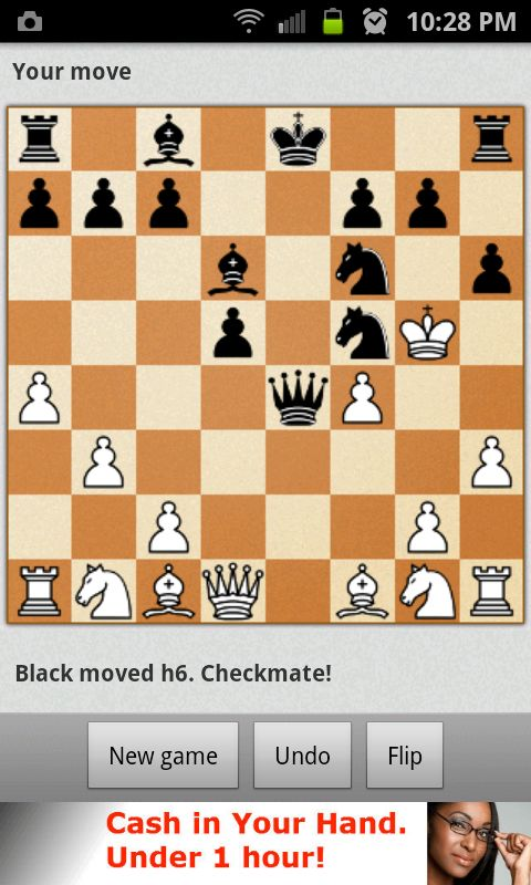 Chess Grandmaster screenshot 2