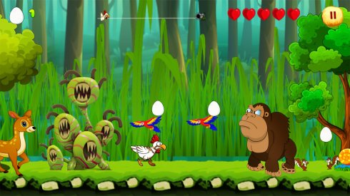 Chicken Run 2 screenshot 2