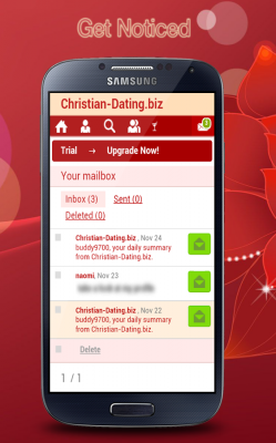 date chat for android