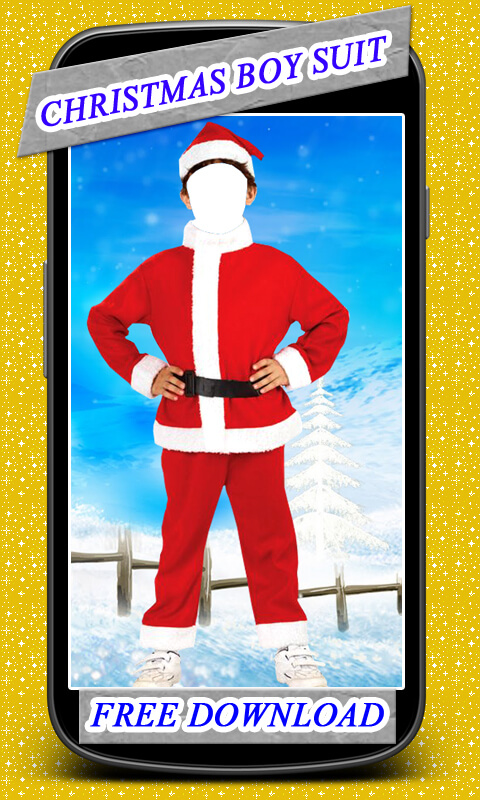 Christmas Boy Suit New screenshot 1