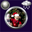 Download Christmas Clock Weather Widget APK app free