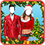 Image of Christmas Couple Photo Suit New 2017