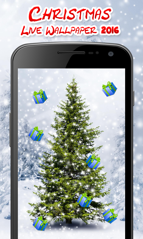 christmas live wallpaper new free free app download