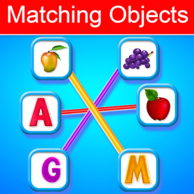 Christmas Matching Object and Pair Making Game