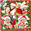 Image of Christmas Photo Collage 2017