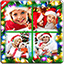Image of Christmas Photo Collage 2018
