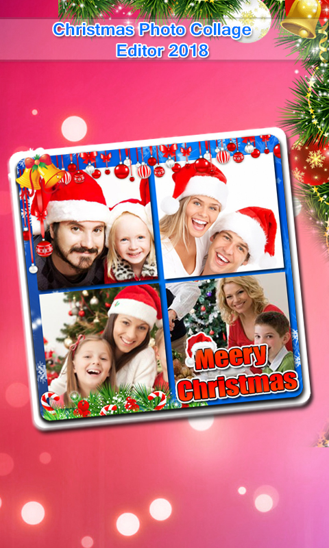 Christmas Photo Collage Maker screenshot 2