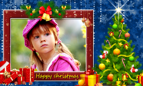 Christmas Photo Frames New HD free app download - Android Freeware