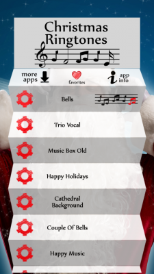 Christmas Ringtones Latest screenshot 2