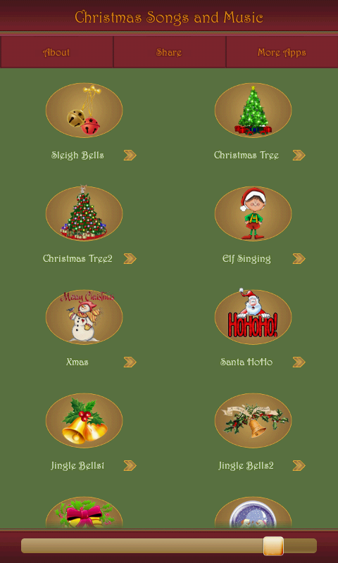 download christmas songs ringtones - Christmas Ringtones Android