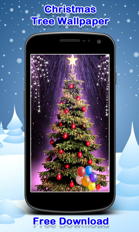 Christmas Tree Wallpaper New screenshot 2