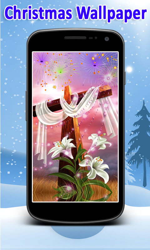 christmas wallpapers new free app download android freeware