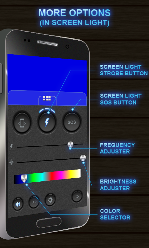 Chroma Flashlight screenshot 2