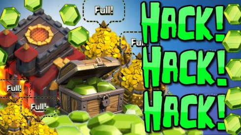 clash of clans game hack version download for android