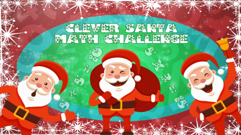 Clever Santa Math Challenge screenshot 1
