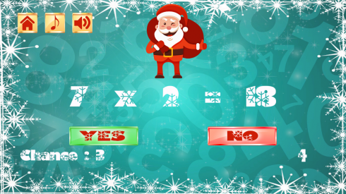 Clever Santa Math Challenge screenshot 2