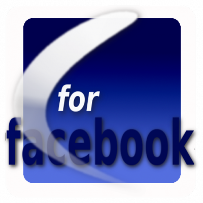 Image of Click facebook