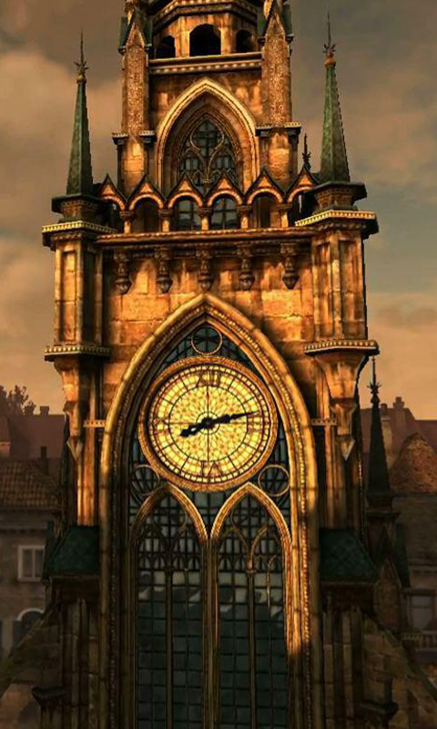 Clock Tower Live Wallpaper Android App Apk By Droidcounty