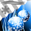 Download Clock Weather Widget Christmas for Android phone