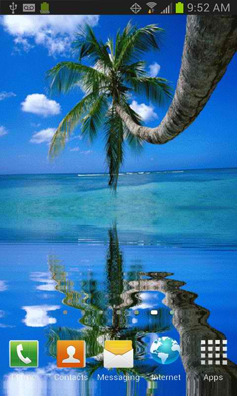Coconut Tree Beach Live Wallpaper Free Apk Android App Download