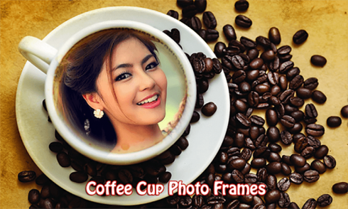 Coffee Cup Photo Frame Free Apk Android App Android Freeware