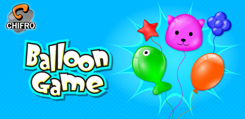Color and Shape Balloon Game screenshot 2