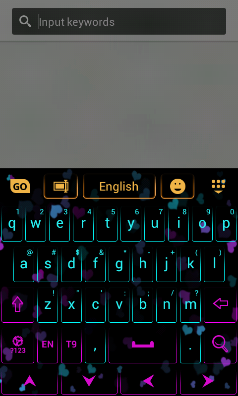 Color Keyboard App Free Android App Android Freeware