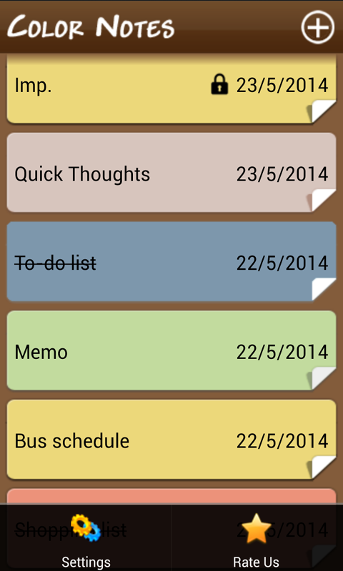 Color Notes Notepad for Android - Download