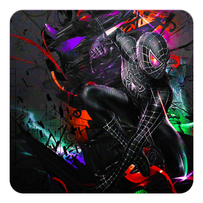 Colorful Spiderman Live Wallpaper Android Download
