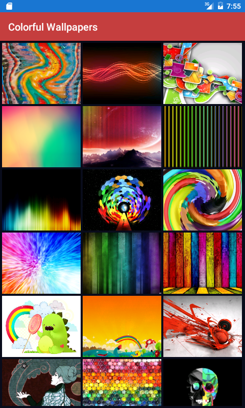 Download Colorful Wallpapers HD Free For Your Android Phone