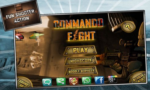 Download Commando Fight Final