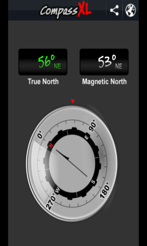 Compass XL screenshot 1