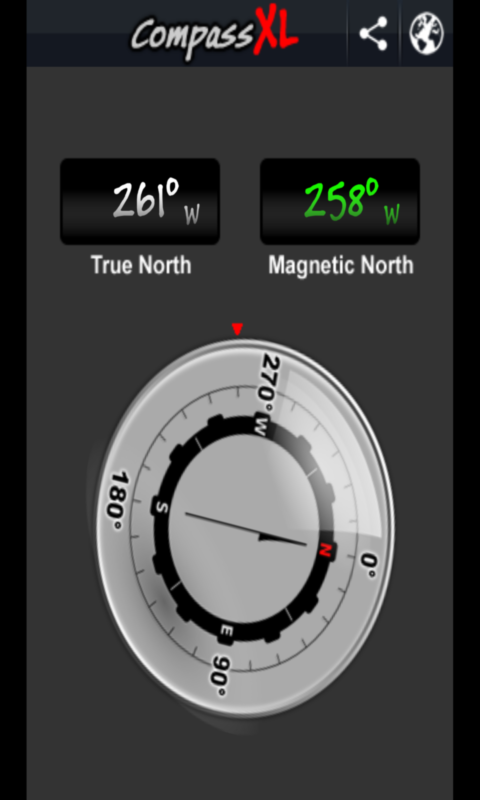 Compass XL screenshot 2