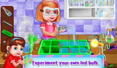 Cool Science Experiments screenshot 1