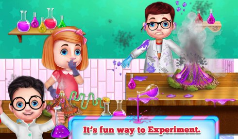 Cool Science Experiments screenshot 2