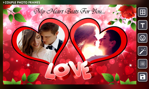 Couple Photo Frames New Android App Free Apk By Cg