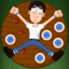 Download Crazy Dart Wheel for Android phone