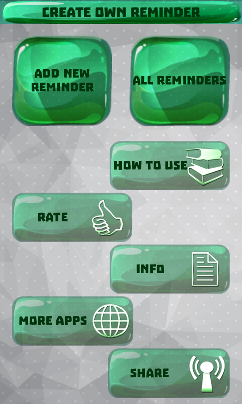 Create Own Reminder Free App Download Android Freeware