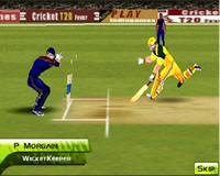 Cricket T20 Fever 3D screenshot 1