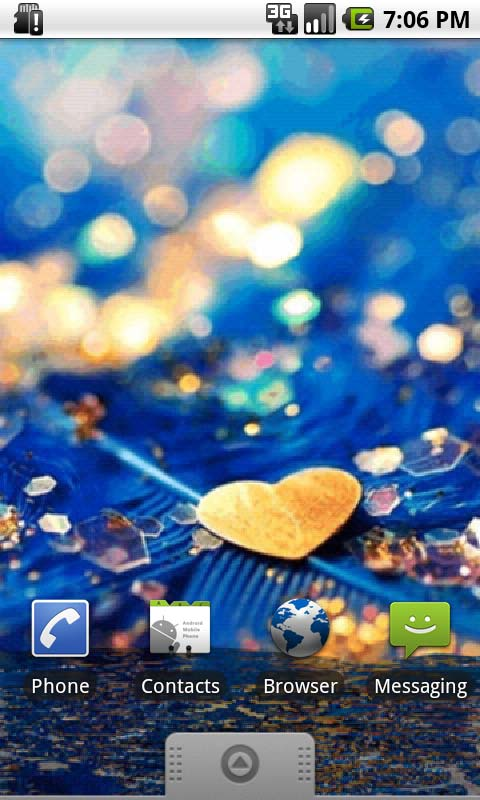 Love Heart Wallpaper For Android This Is Live Wallpaper Not An Love
