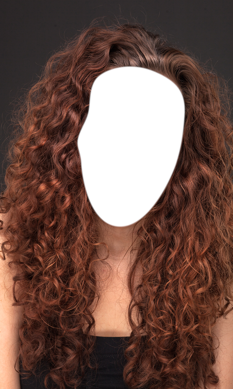 Curly Hairstyles Photo Montage screenshot 2