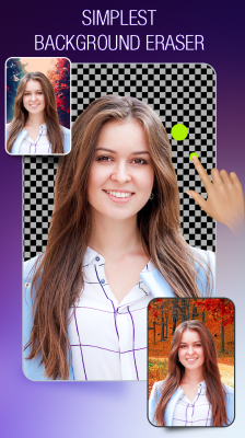 Cut Paste Photos Editor - Background Eraser and Changer screenshot 1