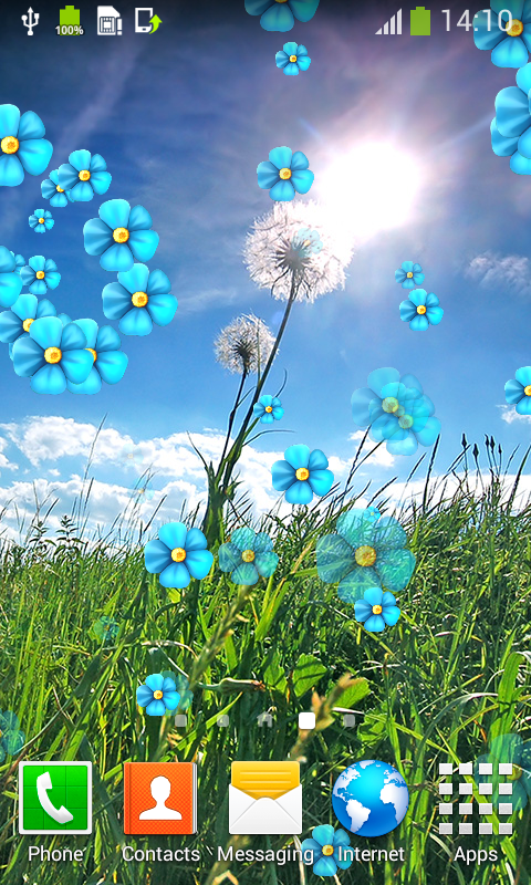 Dandelions Live Wallpapers Latest Free App Download Android Freeware