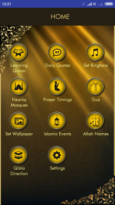 Download quran apps for Android