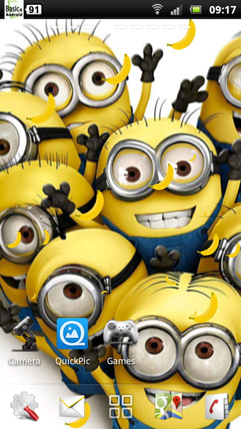 despicable me live wallpaper 1 free app download for android